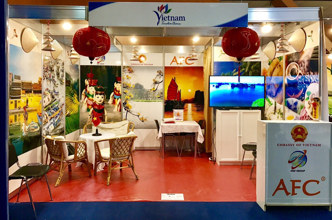 Romanian Tourism Fair - TTR - Nov 2016